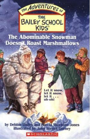 The Abominable Snowman Doesn\'t Roast Marshmallows