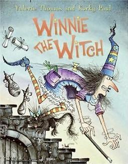 Winnie the Witch 리더스
