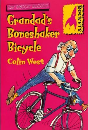 Grandad\'s Boneshaker Bicycle
