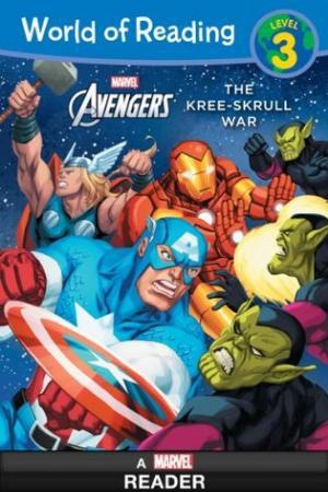 World of Reading : Avengers 3