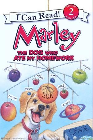 Marley: The Dog Who Ate My Homework