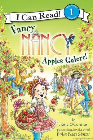 Fancy Nancy Apples Galore!