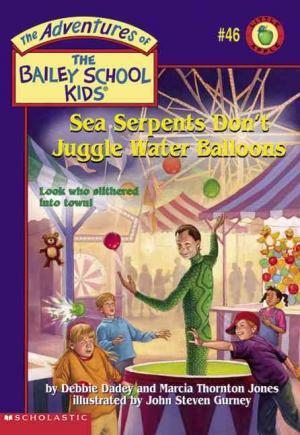 Sea Serpents Don\'t Juggle Water Balloons