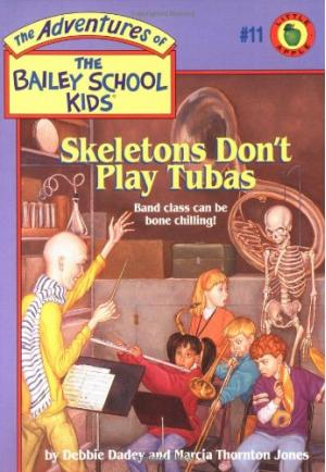 Skeletons Don\'t Play Tubas