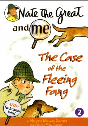 Nate the Great and The case of fleeing fang