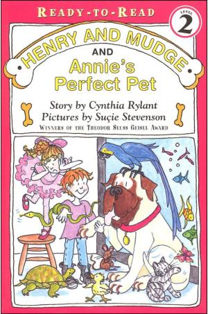 Henry and Mudge and Annie\'s Perfect pet