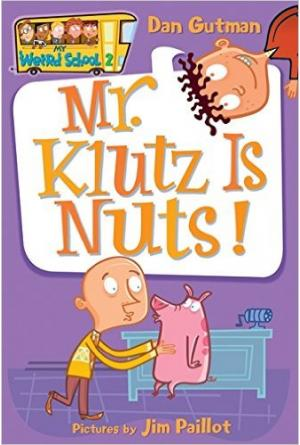 Mr. Klutz Is Nuts!