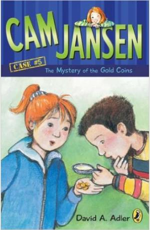 Cam Jansen The Mystery of the Gold Coins