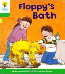 Floppy\'s Bath