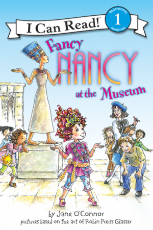I can read 1 : Fancy Nancy