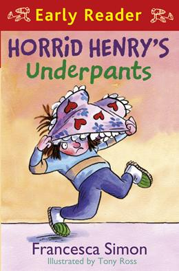 Horrid Henry\'s underpants