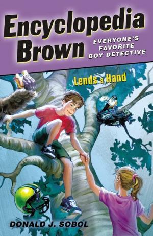 Encyclopedia Brown Lends a Hand