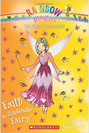 Faith the Cinderella Fairy