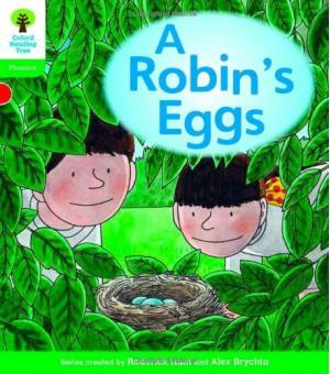 A Robin\'s Eggs
