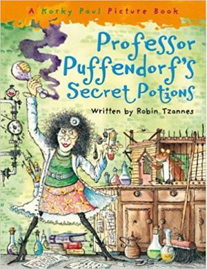 Professor Puffendorf\'s Secret Potions
