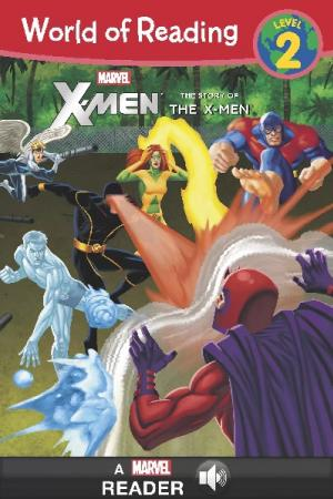 X-Men-The Story of The X-Men