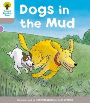 Dogs in the Mud