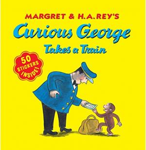 Curious George Catches a Train