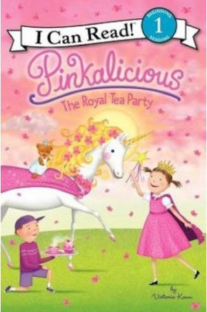 Pinkalicious The Royal Tea Party