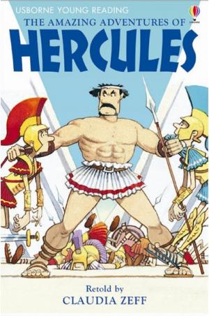 Amazing Adventure of Hercules