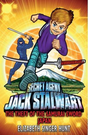 The Theft of the Samurai Sword