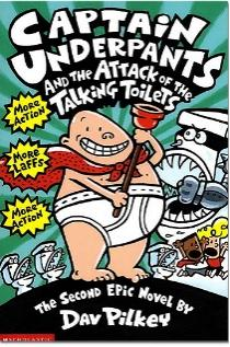 The Attack of the Talking Toilets