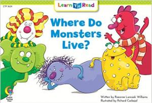Where Do Monsters Live?