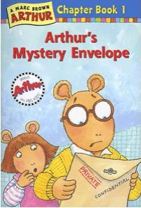 Arthur Chapter Book