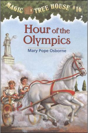 Hour of the Olympics 16