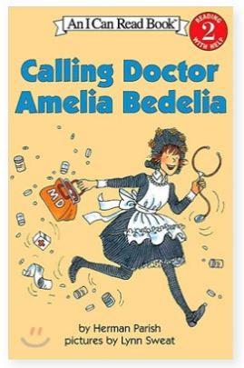 Calling Doctor, Amelia Bedelia