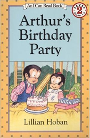 Arthur\'s Birthday Party