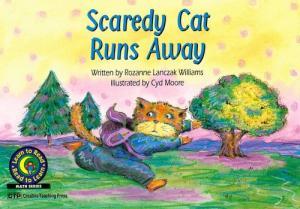 Scaredy Cat Runs Away