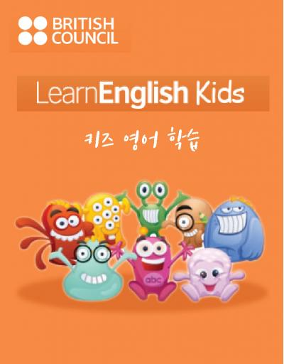 British Council | LearnEnglish Kids